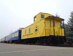 Aspen Crossing provides visitors with a special train themed getaway with scenic rail tours, unique dining, camping, caboose cabins and more!