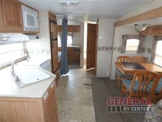 Used 2006 Forest River RV Rockwood 8318 SS Travel Trailer at General RV | Birch Run, MI | #126287