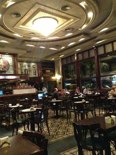 Café de los Angelitos en Baires, Buenos Aires C.F.