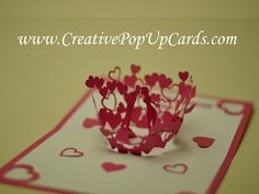 Valentine's Day Pop Up Card: Kissing Couple Tutorial *Updated* - Creative Pop Up Cards