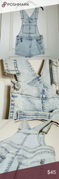 Kendall and Kylie Jean romper K&K's Pacsun brand. Sold out in minutes of release Kendall & Kylie Jeans Overalls