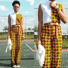 Looking for the best ankara fashion creative ideas and inspiration for your next fashion project? Look no further, here's the complete 2018 Most Creative Ankara Styles And Designs Ghana Fashion, African Dresses For Women, African Print Fashion, African Attire, African Wear, African Women, African Prints, African Style, African Tops