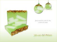 Jabón natural de azahar - Navidad 2012