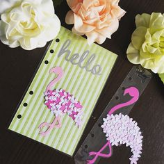 Mein neues Dashboard und mein Today-Marker passen perfekt zu meinem Flamingo Coverstory  - My new dashboard and the today-marker fit perfectly to my flamingo coverstory  - - #dashboard #todaymarker #flamingo #flamingolove #flamingocoverstory #plannergirl #plannerlove #plannerjoy #planneraddict #filofax #filofaxing #filofaxlove #washitape #washis #washilove #plannerdecoration #plannerstuff #plannercommunity #diy #iloveplanning by filoniusia