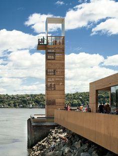 landarchs.com - Promenade Samuel-De Champlain Presents the Perfect Gift - Landscape Architects Network