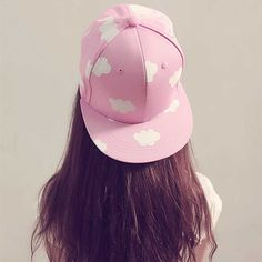 Harajuku new clouds hat baseball cap