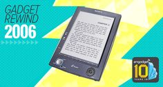 Sony pioneered the e-books and e-readers revolution, and it all started in the '90s with the company's first chunky, flip-topped Data Discman. | #eReader #DataDiscman #Sony #throwback