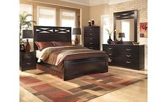 X-cess Panel Bedroom Set
