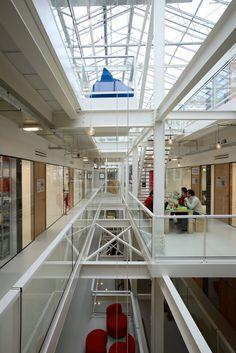 De Fabriek en Rotterdam / Mei Architecten en Stedenbouwers