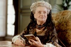 """Mildred Natwick in """"Dangerous Liaisons"""" Stephen Frears) Akira, Hollywood Actresses, Actors & Actresses, Roman, Dangerous Liaisons, John Malkovich, Cinema, Event Photos, The Godfather"""