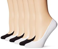 93acb1100f0d Dr. Scholl s Women s 6 Pack Lace Ghost Ped Liner