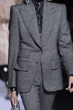 Tom Ford at New York Fall 2018 (Details)