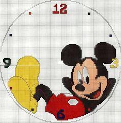 Reloj Miki Maus