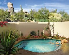 Hotels with private pools Arizona