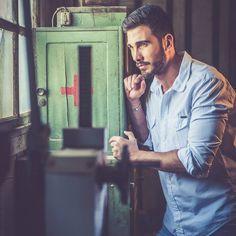 O look clássico é indispensável no closet masculino.#inverno18 Acesse e confira a coleção completa:http://www.gdokyjeans.com.br/ #gdokyjeans #newmatteroftime