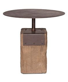 Loving this Occasional Table on #zulily! #zulilyfinds