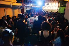 The first RAW Session hosted by Boiler Room in London, featuring Neverland Clan.