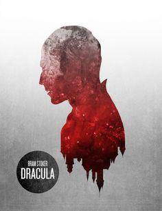 CHASE KUNZ - Re-Covered Books: Dracula by Bram Stoker