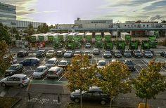 Parked Up - Ready To Go - Waitrose Distribution Centre - Bracknell