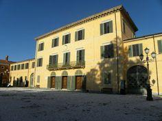 Daniela Scarel: Villa Borbone - Viareggio (Lu) Toscana Italia