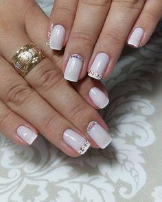 39 uñas decoradas más populares Cute Nails, Pretty Nails, Autumn Nails, Fall Nail Designs, Fabulous Nails, Beautiful Nail Art, Nail Arts, Nails Design, Instagram