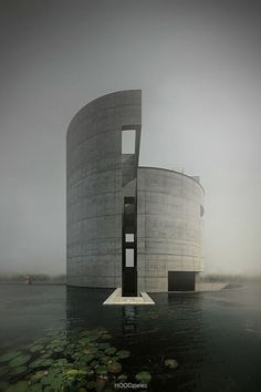 Tadao Ando - water temple