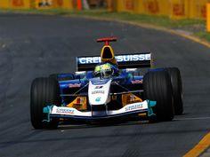 P11: Giancarlo Fisichella (ITA) - Sauber-Petronas C23 - 22 Points #motorsport #racing #f1 #formel1 #formula1 #formulaone #motor #sport #passion