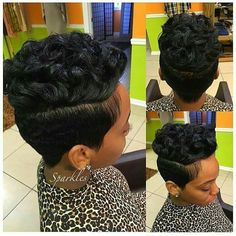Yes, please... Cute Hairstyles For Short Hair, Elegant Hairstyles, Short Hair Styles, Hair Cuts, Hair Color, Rocks, Gallery, Classy Hairstyles, Bob Styles