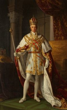 Francis (Franz) II, last Holy Roman Emperor and father-in-law of Napoelon Bonaparte