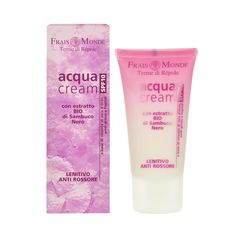 Acqua Face Cream Antiredness SPF10 by Frais Monde for Women Cosmetic 50ml