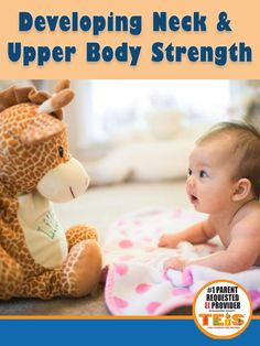 Developing neck and upper body strength