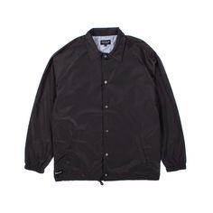 Same Shit Coach Jacket (Black) Potato, Bomber Jacket, Jackets, Collection, Black, Fashion, Down Jackets, Moda, Potatoes
