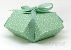 Stampin' Up! Demonstrator Pootles - Envelope Punch Board Gemstone Box