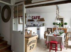 Campagne Décoration: Poissy, cuisine & salle à manger
