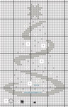 Christmas Yarn, Cross Stitch Christmas Ornaments, Xmas Cross Stitch, Cross Stitch Needles, Cross Stitch Cards, Cross Stitching, Cross Stitch Embroidery, Christmas Tree, Cross Stitch Pattern Maker