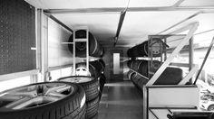 Servizio di stoccaggio pneumatici.