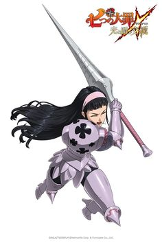 Seven Deadly Sins Anime, 7 Deadly Sins, Ghibli, Itachi Mangekyou Sharingan, Black And Gold Watch, 7 Sins, Grand Cross, Seven Deady Sins, Fantasy Art Women