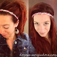 I #love #lace. #hair #hairstyles #doceparaomeudoce www.doceparaomeudoce.com