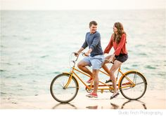 2012 10 05 0011 Eileen and Grants Tandem Bike Chicago Engagement