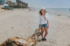 Santa Marta, Outfit playa, Colombia, Playa