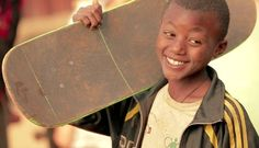 Skateboards of Change Roll into Ethiopia - Goodnet