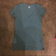 Pac Sun Brand Blue Gray V Neck Size Small Never been worn. Comfortable Classic V Neck from Pac Sun. Excellent Condition. Sz Small PacSun Tops Tees - Short Sleeve