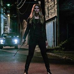 Ivana Milicevic / Banshee S4 Grace and Power dangerous combination
