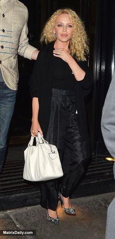 Matrix Daily All the lovers: Kylie Minogue and her fiance Joshua are loved up in London on date night at the Dorchester In London,  #couple #cute #date #engaged #JoshuaSasse #kylie #KylieMinogue #nightout