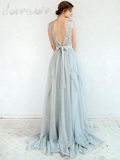 シースルードレス イブニングドレス バックレス 12429128 - 2016 イブニングドレス - Doresuwe.Com