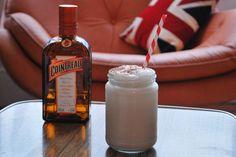 Boozy Chocolate Orange Milkshake