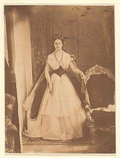 Bal by Pierre-Louis Pierson  (French, 1822–1913)