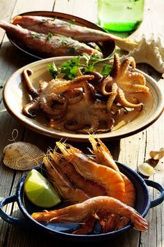 christmas in italy traditions - Google Search  The feast of the 7 fishes on Christmas Eve