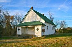 Flint Hill School #29 Greene County, MO built in 1902 (Robert McCormick)