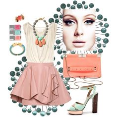 """Sweet and Fun"" by fashionmefabulous on Polyvore"